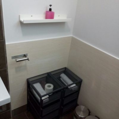 Eliminación de barreras arquitectónicas en baño