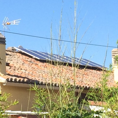 Instalación de Autoconsumo Solar FV de 1,89 kWp
