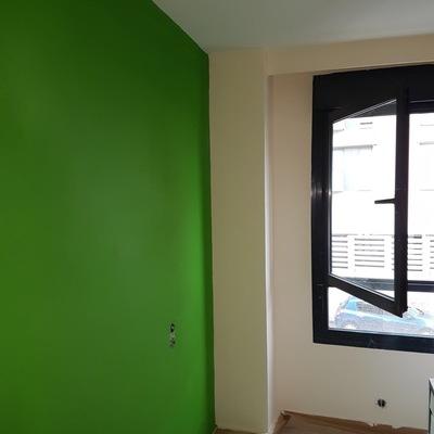 Alisado de paredes con veloglass
