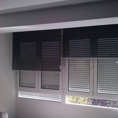 COLOCACION DE ESTORES ,CORTINAS...