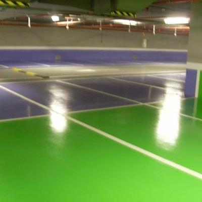 Pavimento slurry color.