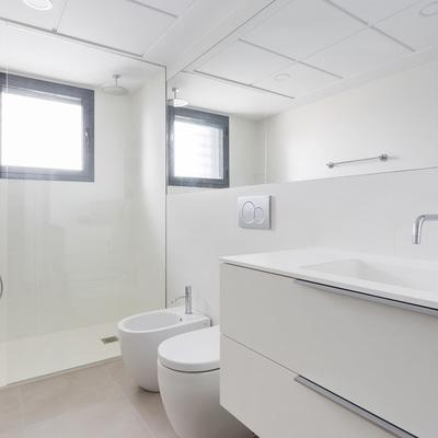Reforma integral: cuarto de baño