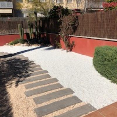 Jardín en Sabadell-Can Llong