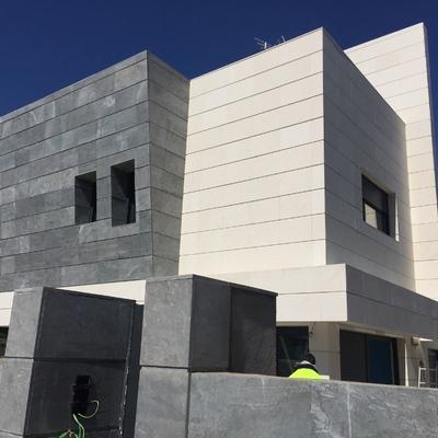 Vista 02 fachada Montecarmelo