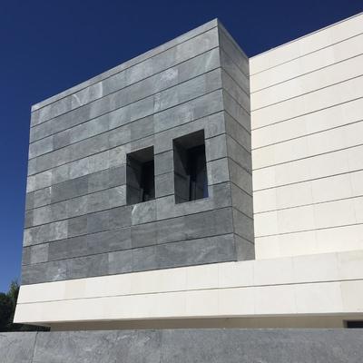 Detalle fachada Montecarmelo