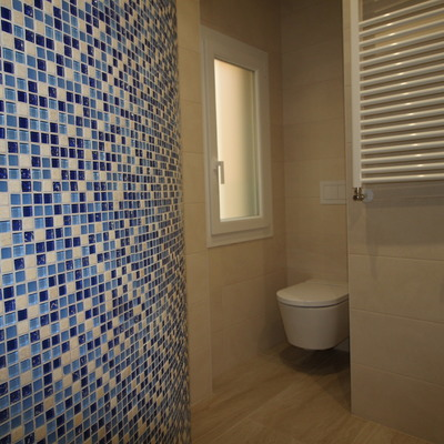 Baño 3 mosaico