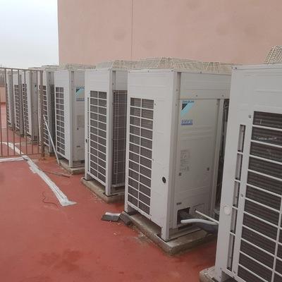 Mantenimiento Preventivo de Equipos Industriales de Climatización