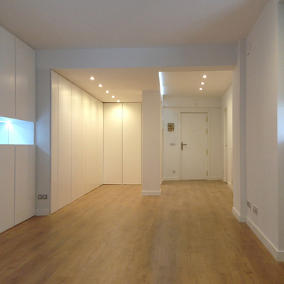 Reforma integral piso 115 m2 Pamplona