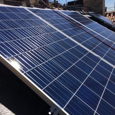 Instalación de Autoconsumo Solar FV de 2,7 kWp