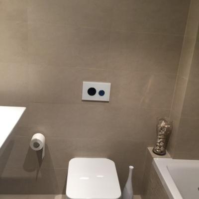 Reforma baño en A Coruña.