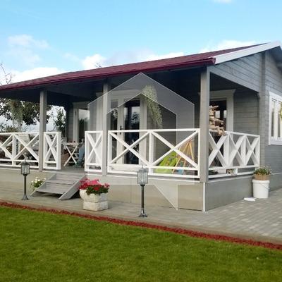 vivienda moderna waterton