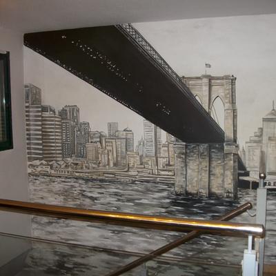 mural puente -particular