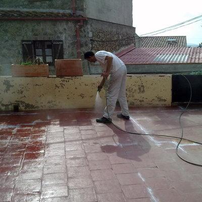 impermeabilitzant terrassa