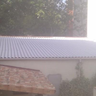 Impermeabilización de cubierta, Cerdanyola del Valles.