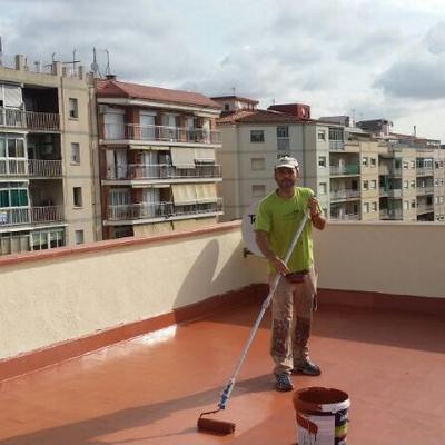 Impermeabilización de terrado