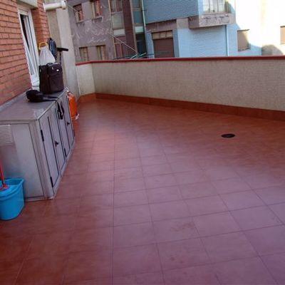 Impermeabilización de terraza (Gijón, Calle los Andes, 4)