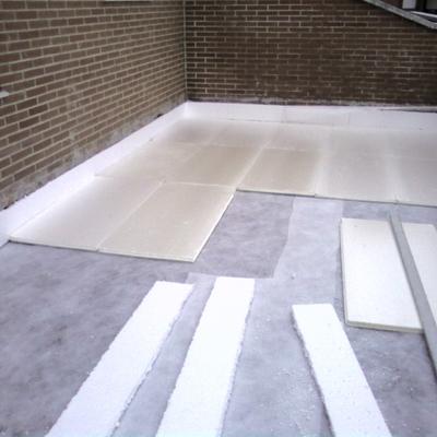 Impermeabilización de terraza y Poliuretano