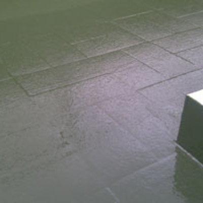 Impermeabilización terraza sin levantar