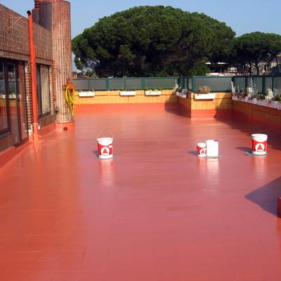 Impermeabilizantes terrazas