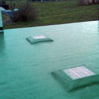 Impermeabilizar cubierta con sistema líquido