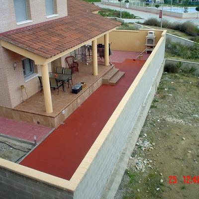 impermealiciación de terrazas