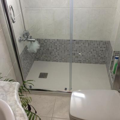 Inbaño. Cambio de bañera por plato de ducha 14