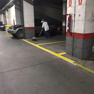 Mantenimiento de garajes