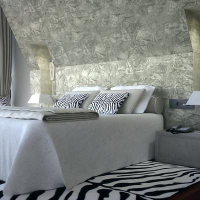 Infografía 3D Obra y Decoración Hotel en Guinea