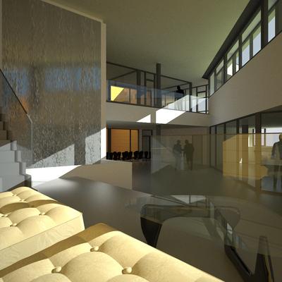 Infografia 3D interior Salamanca