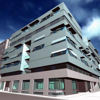 Proyecto Fin de Carrera del arquitecto Antonio Francisco Rodríguez González
