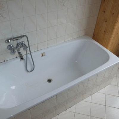 refoma baño plato de doucha   ANTES