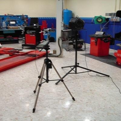 Insonorización taller de mecánica Alcalá de Guadaira