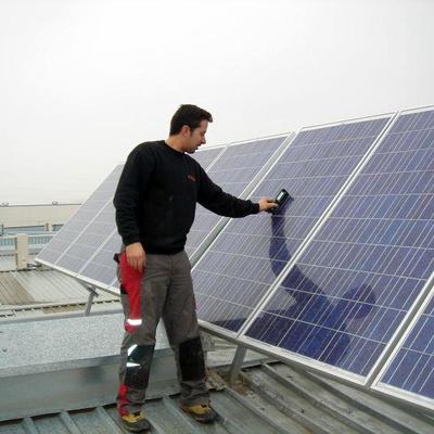 Instal·lació fotovoltaica