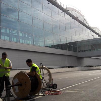Instalacion Aeropuerto de Alicante