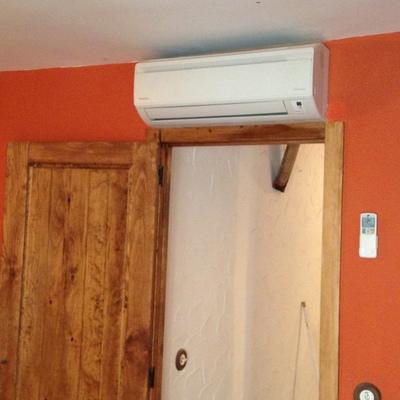 Instalacion aire acondicionado Daikin