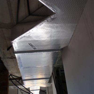 Instalación Aire acondicionado.