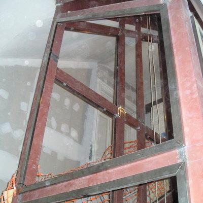 Instalación ascensor en edificio