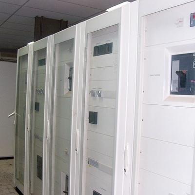 Instalación baja tensión cuadros eléctricos