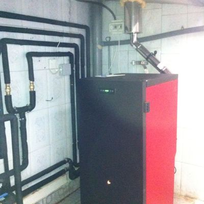 Instalación caldera Basic 18 kw