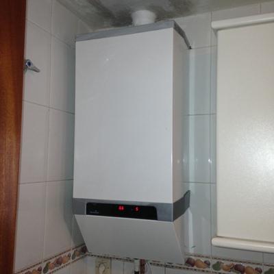 Instalacion caldera Intergas