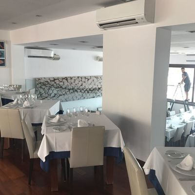 Instalación restaurante Ca N'Eduardo máquinas 6000fgh