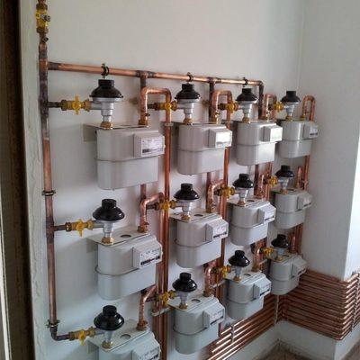 centralizacion contadores gas natural