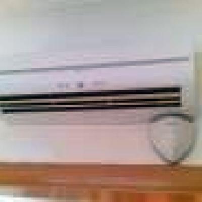 Instalacion  de aire acondicionado  marca Fuji Electric inverter