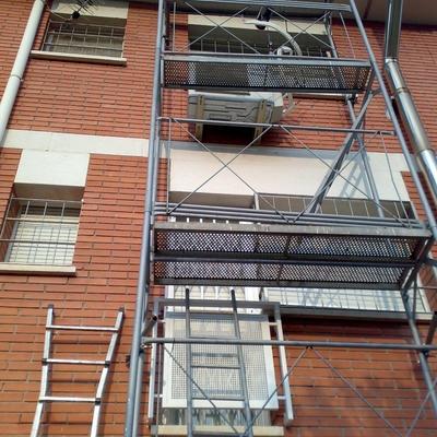 Instalación de aparatos de climatización