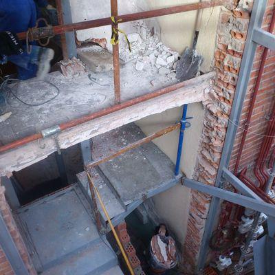 Instalación de ascensor en Zamora