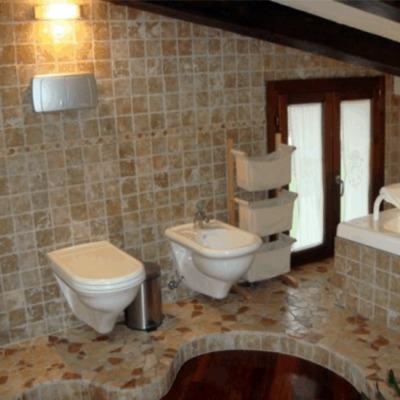 Instalación de baño en buhardilla