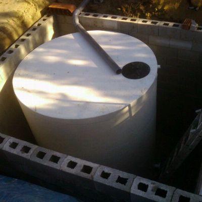 Instalacion de bidon agua potable