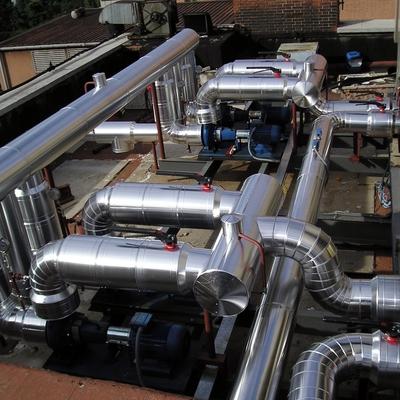 Instalación de climatización