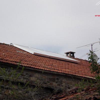 Instalación de Energía Solar Térmica