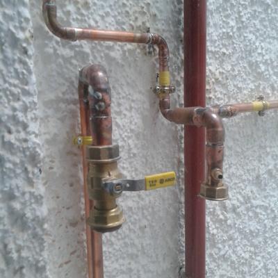 INSTALACION DE GAS INDIVIDUAL